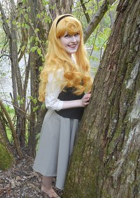 Cosplay-Cover: Aurora Waldoutfit