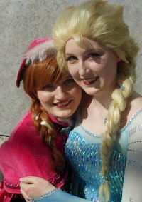 Cosplay-Cover: Anna [Frozen]