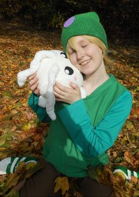 Cosplay-Cover: Takeru Takaishi ~ Digimon Adventure