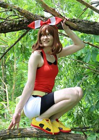Cosplay-Cover: Sapphire/Maike/May/Haruka [OR/AS Arc]