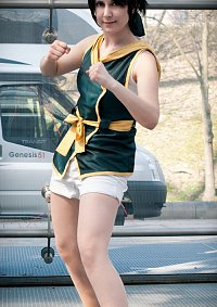 Cosplay-Cover: Yuffie [Crisis Core]
