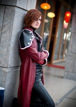 Cosplay-Cover: Genesis (Crisis Core)