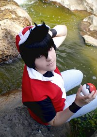 Cosplay-Cover: Red [firered/leafgreen - Pokespe]