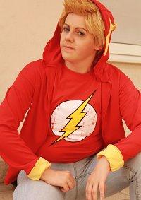Cosplay-Cover: Barry Allen [Fanart]