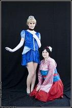 Cosplay-Cover: Cinderella~ Disney On Ice