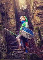 Cosplay-Cover: Link [Hyrule Warriors]