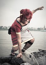 Cosplay-Cover: Groudon [Roman-Version]