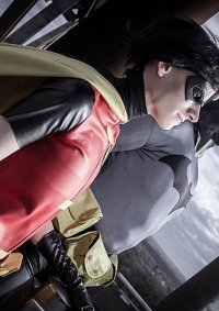 Cosplay-Cover: Batman - Arkham City