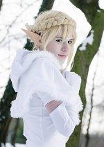 Cosplay-Cover: Deedlit [Snowdress]