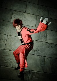 Cosplay-Cover: Groudon [Gijinka]