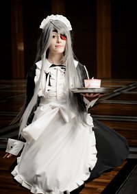 Cosplay-Cover: Laura Bodewig (Maid)