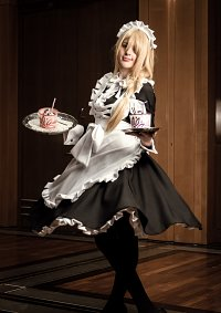 Cosplay-Cover: Charlotte Dunois [Maid]