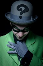 Cosplay-Cover: Riddler [freie Version]