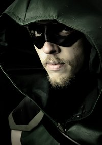 Cosplay-Cover: Green Arrow