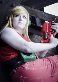Cosplay-Cover: Curly Brace (Cave Story)