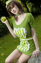 Cosplay-Cover: Makoto-Fruit Maid