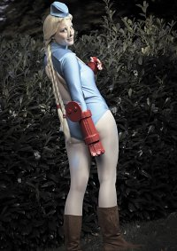 Cosplay-Cover: Cammy White