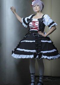 Cosplay-Cover: Yuki Nagato [Lolita Outfit]