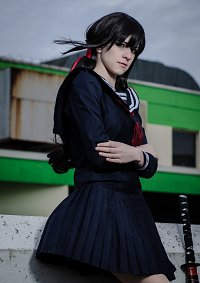 Cosplay-Cover: Saya [The Last Dark]