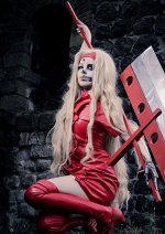 Cosplay-Cover: Eliza Faust - O.S. Operieren