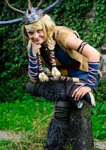 Cosplay-Cover: Raffnuss Thorston ( HTTYD 2)