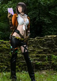 Cosplay-Cover: Harley [Fairy Fencer F]