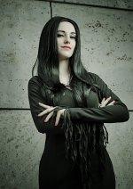 Cosplay-Cover: Morticia Addams [Addams Family]