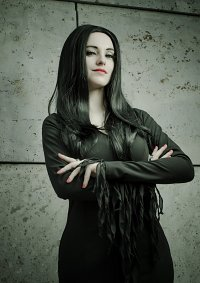 Cosplay-Cover: Morticia Addams [Addams Family]