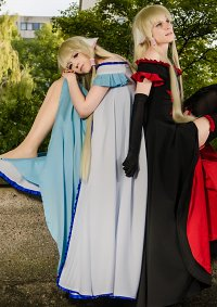 Cosplay-Cover: Chii (lightblue dress)