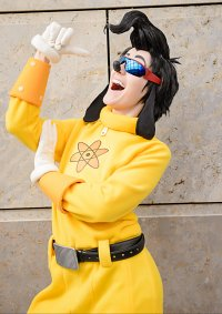 Cosplay-Cover: Max Goof Powerline Suit (A Goofy Movie)