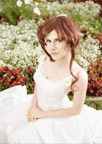 Cosplay-Cover: Makoto Kino [White Dress Artwork]