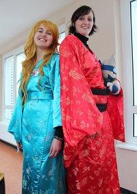 Cosplay-Cover: Kimono