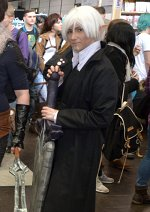 Cosplay-Cover: Fenris (Mod Version)