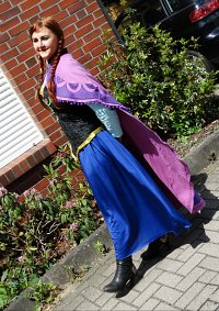 Cosplay-Cover: Anna from Arendelle