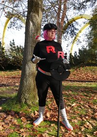 Cosplay-Cover: Team Go Rocket-Rüpel