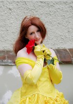 Cosplay-Cover: Princess Belle