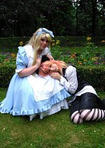 Cosplay-Cover: Alice (Lolita Style)