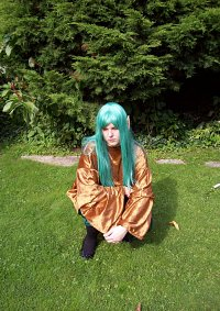 Cosplay-Cover: Lainy die Waldelfe