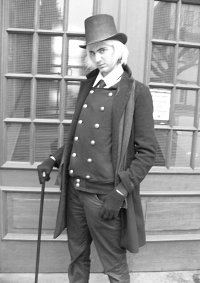 Cosplay-Cover: Ebenezer Scrooge[A Christmas carol]