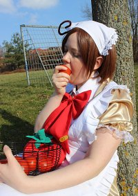 Cosplay-Cover: Chibiromano (Maid)
