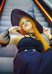Cosplay-Cover: Orihime Inoue - Halloween-Outfit (Hexe)