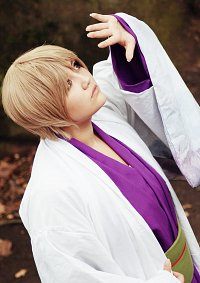 Cosplay-Cover: Natsume Takashi ● Butterfly Artwork
