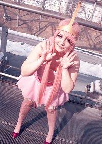 Cosplay-Cover: Princess Bubblegum ● Nata Artwork