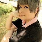 Cosplay: Aiichirou Nitori [Summer School Uniform]