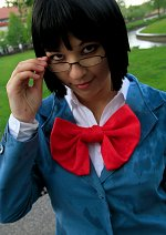Cosplay-Cover: Anri Sonohara [School]