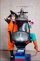 Cosplay-Cover: Trunks Brief [Kid]