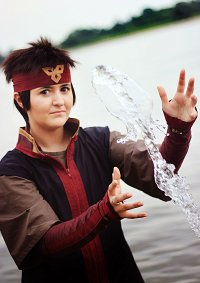 Cosplay-Cover: Aang [Firenation]