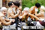 Cosplay-Cover: Rivaille [Scouting-Legion]