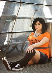 Cosplay-Cover: Percy Jackson (genderbend)