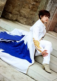 Cosplay-Cover: Suzaku Kururugi [Artbook]